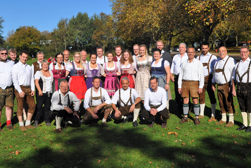 """The London Oktoberfest"" erstmals mit ""Original German Blasmusik"""